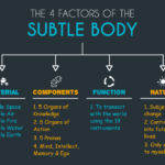The 4 Factors of the Subtle Body