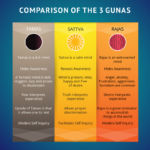 Sattva Rajas Tamas Comparison